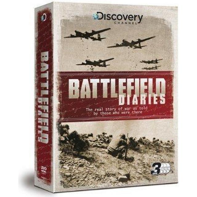 Battlefield Diaries [DVD]